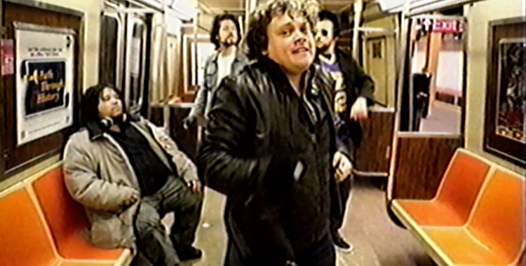 Subway Etiquette - Let People Off Before You Get On