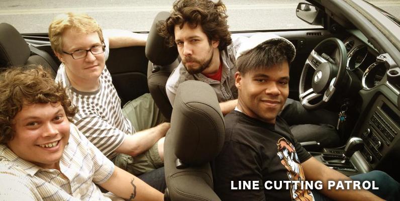 Line Cutting